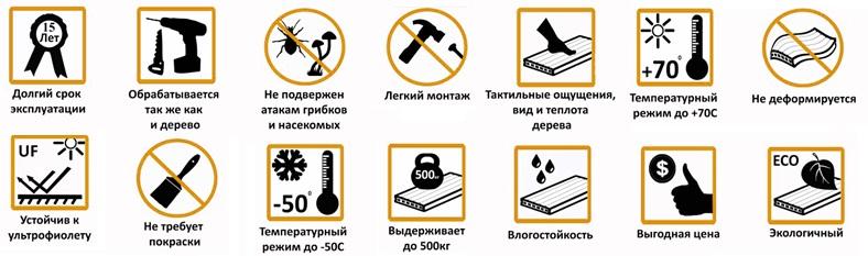 Продажа террасной доски в Санкт-Петербурге. Купить от производителя